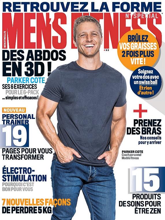 Men's Fitness N°32 - Mars 2019