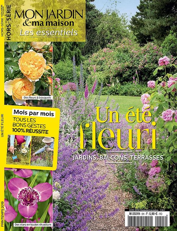 Mon Jardin et Ma Maison Hors Série N°5 – Printemps 2019