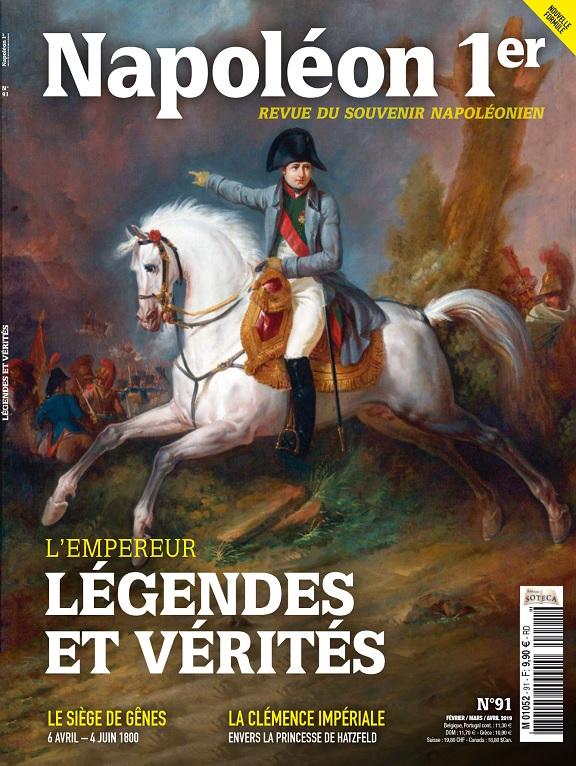 Napoléon 1er N°91 – Février-Avril 2019