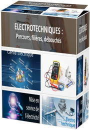 Pack 20 livres d'Electrotechnique et Electricité