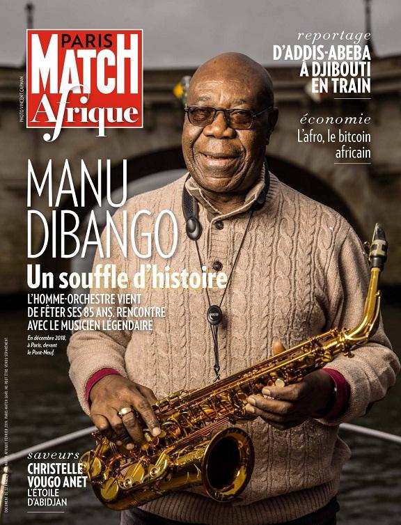 Paris Match Afrique N°3640 – Février 2019