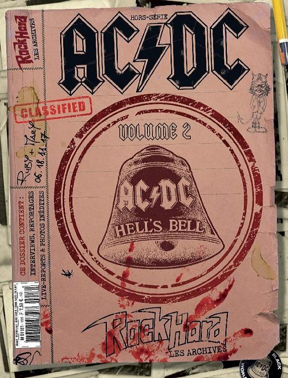 Rock Hard Hors Série N°16 – Février 2019