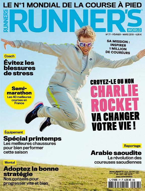 Runner's World N°77 – Février-Mars 2019