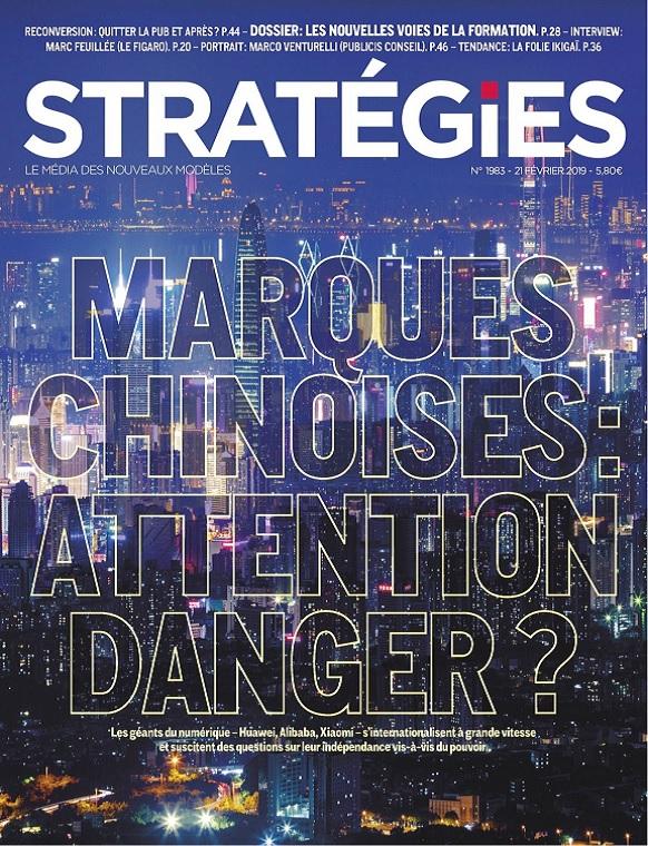 Stratégies N°1983 Du 21 Février 2019