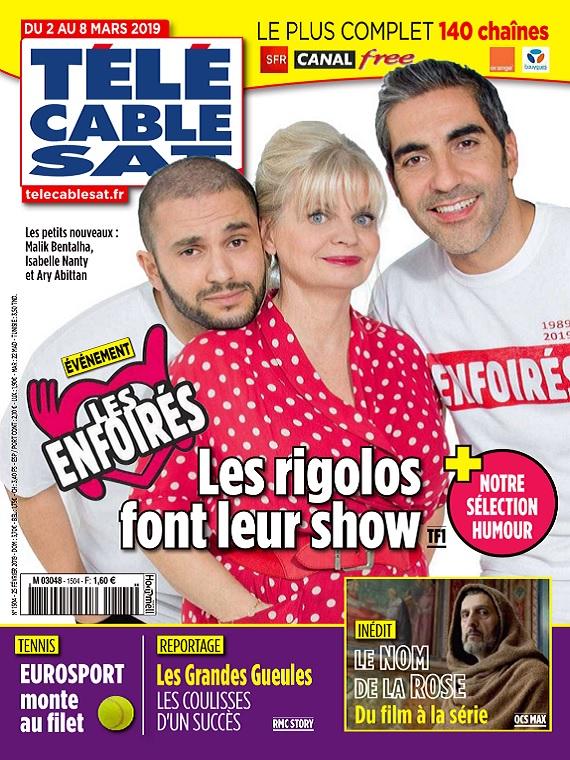 Télécâble Sat Hebdo Du 2 au 8 Mars 2019