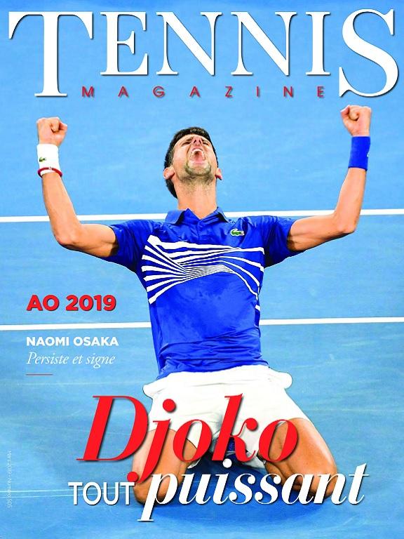 Tennis Magazine N°505 – Mars 2019