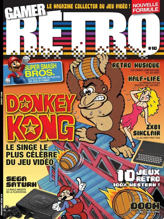 Vidéo Gamer Rétro N°10 – Février 2019