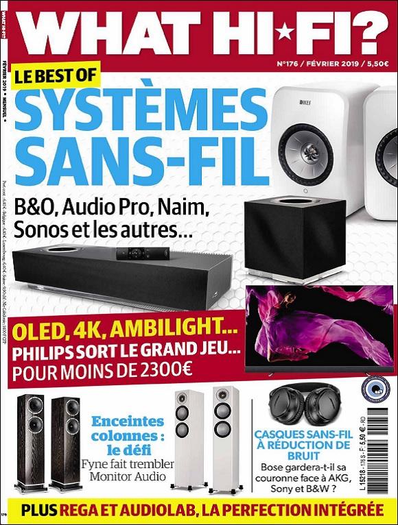 What Hi-Fi N°176 – Février 2019