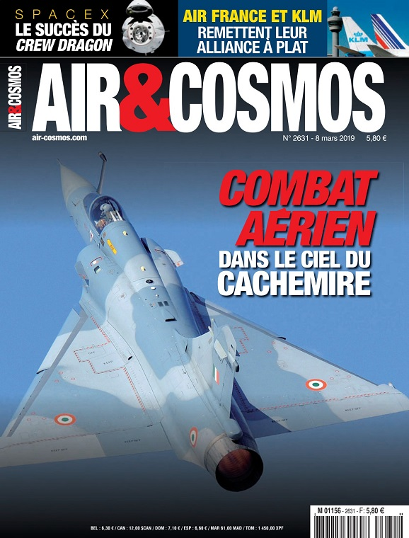 Air et Cosmos N°2631 Du 8 Mars 2019