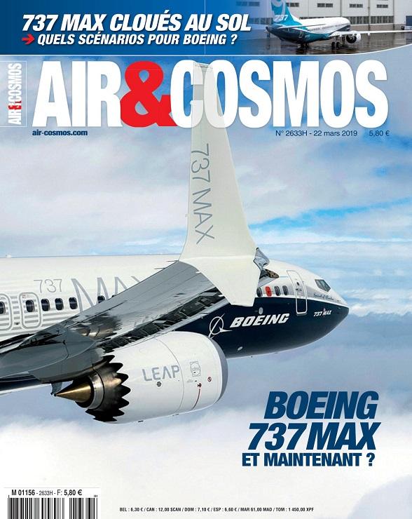 Air et Cosmos N°2633 Du 22 Mars 2019
