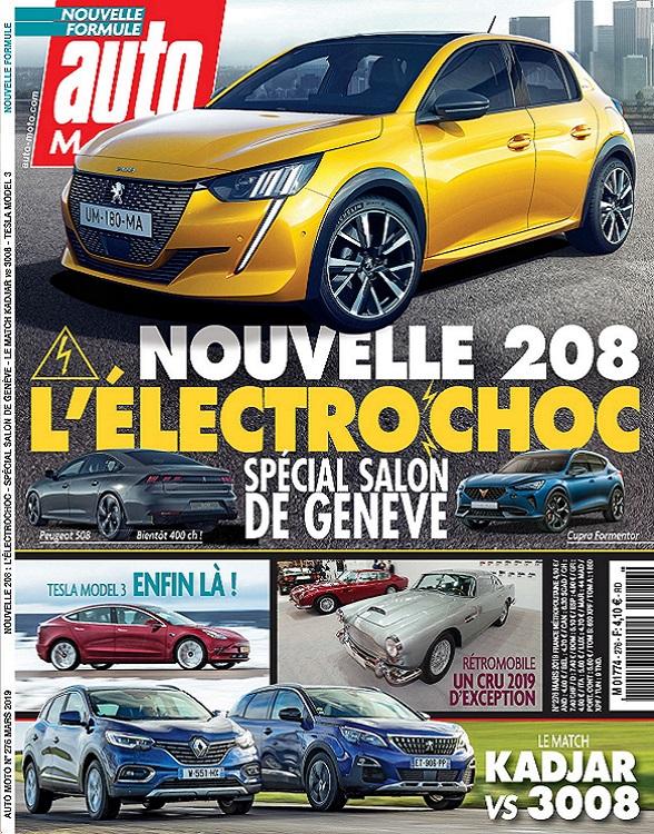Auto Moto N°276 – Mars 2019
