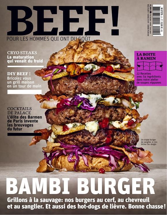 Beef Magazine N°21 – Mars-Mai 2019