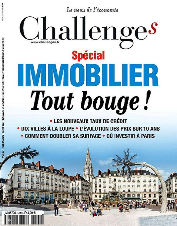 Challenges N°601 Du 14 au 20 Mars 2019