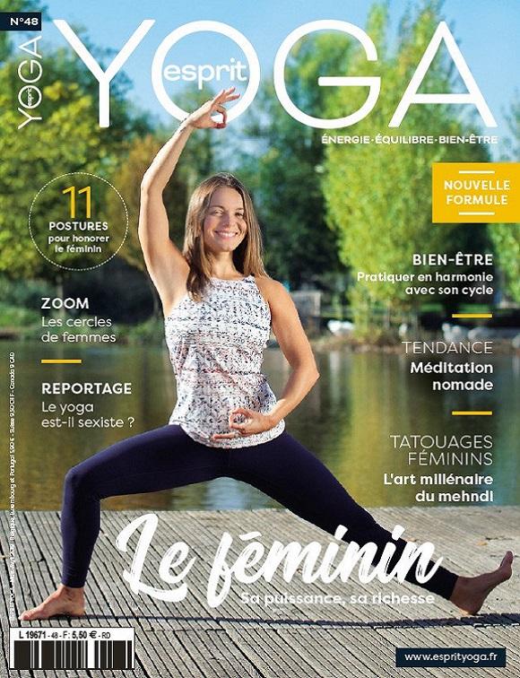 Esprit Yoga N°48 – Mars-Avril 2019