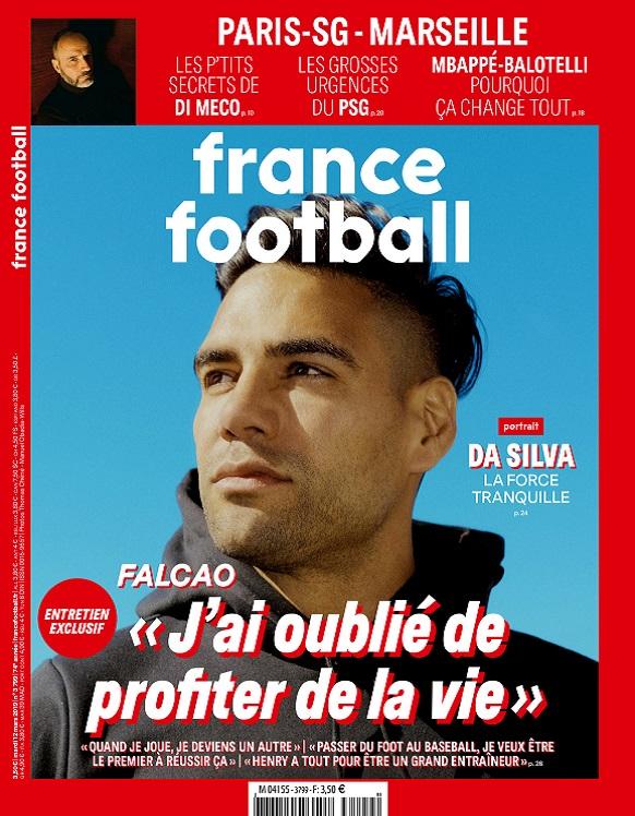 France Football N°3799 Du 12 Mars 2019