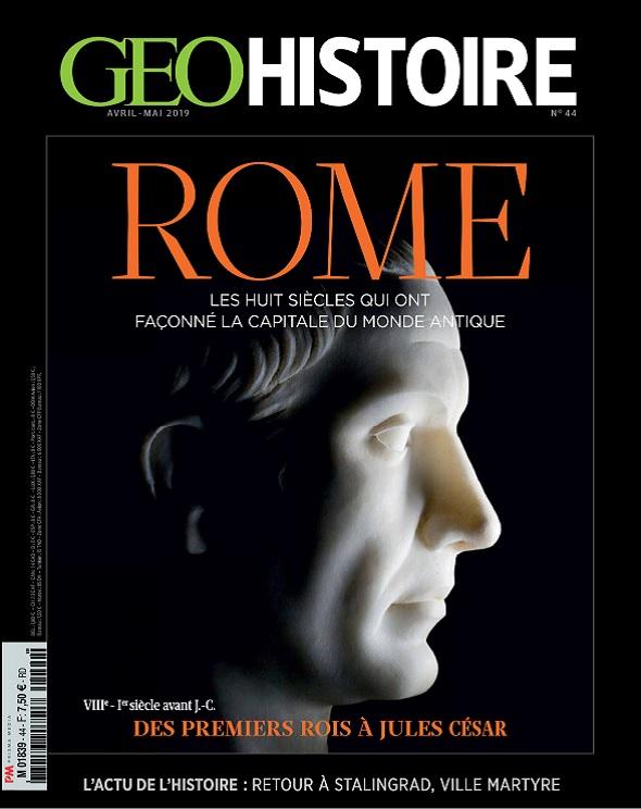 Geo Histoire N°44 – Avril-Mai 2019