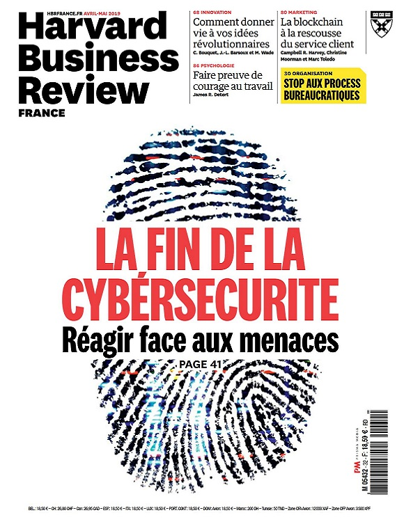 Harvard Business Review N°32 – Avril-Mai 2019
