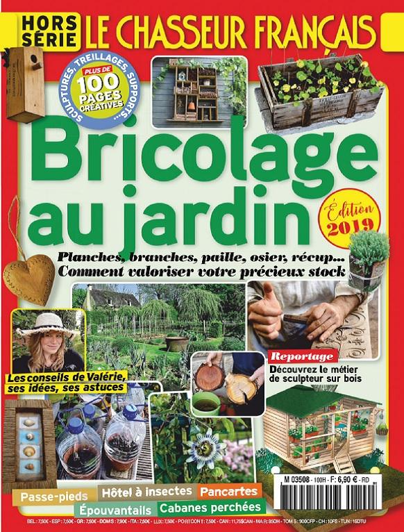 Le Chasseur Français Hors Série N°100 – Bricolage au Jardin 2019
