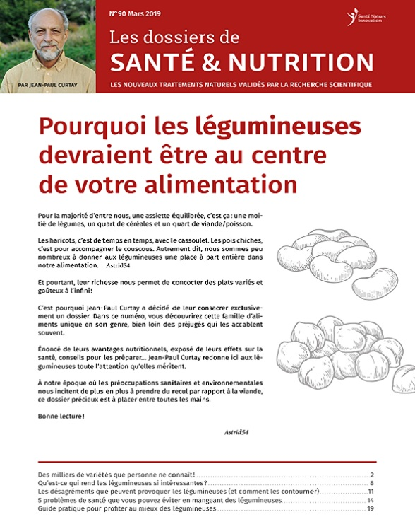 Les Dossiers de Santé et Nutrition N°90 - Mars 2019