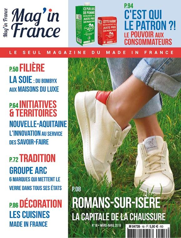 Mag in France N°18 – Mars-Avril 2019