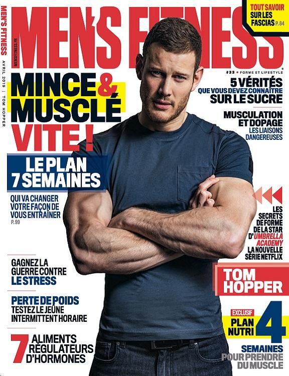 Men's Fitness N°33 – Avril 2019
