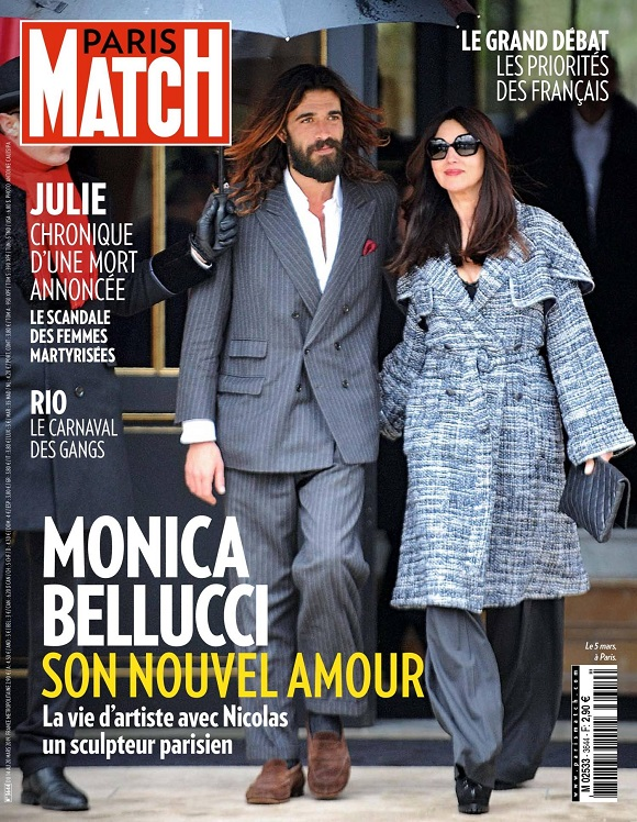 Paris Match N°3644 Du 14 au 20 Mars 2019