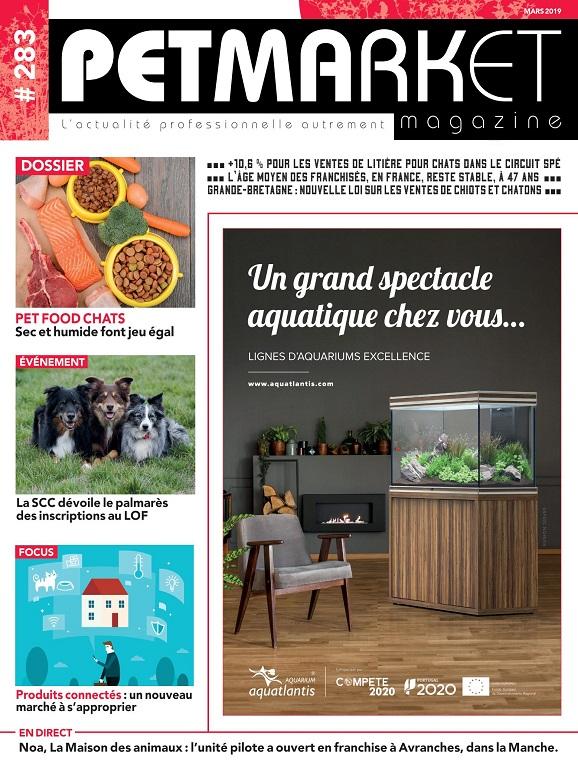 Petmarket N°283 – Mars 2019