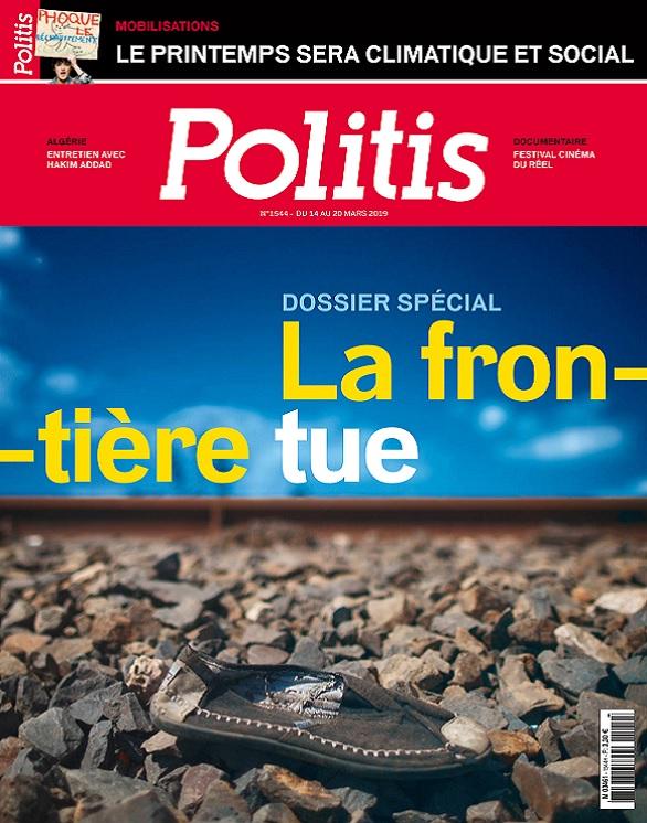 Politis N°1544 Du 14 Mars 2019
