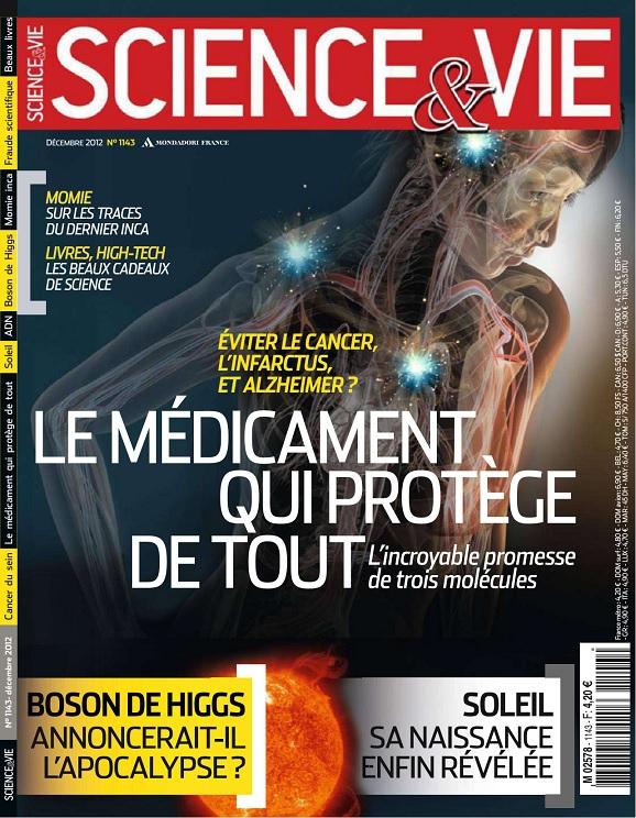 Science et Vie N°1143 – Le Médicament Qui Protège De Tout