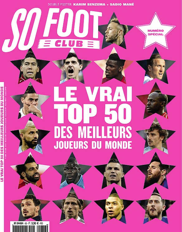 So Foot Club N°50 – Avril 2019