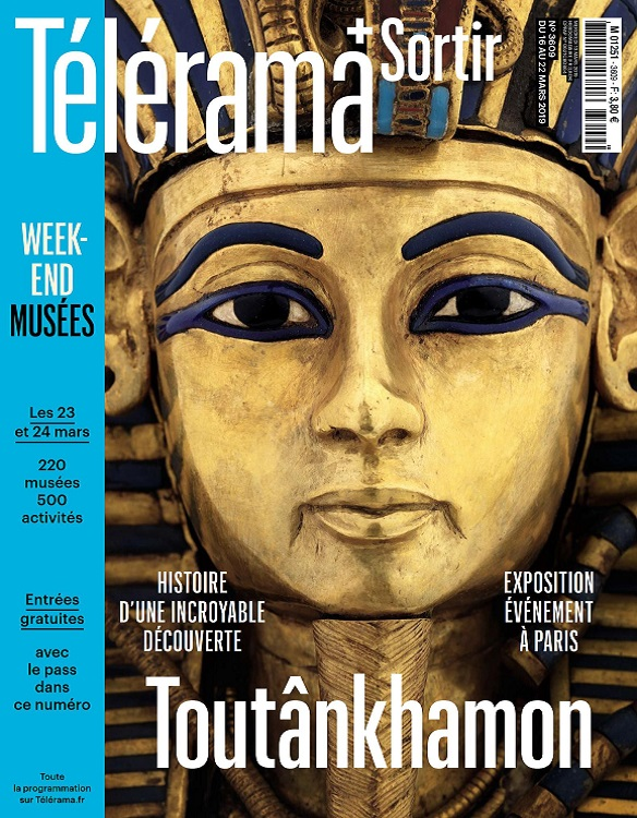 Télérama Magazine N°3609 Du 16 au 22 Mars 2019