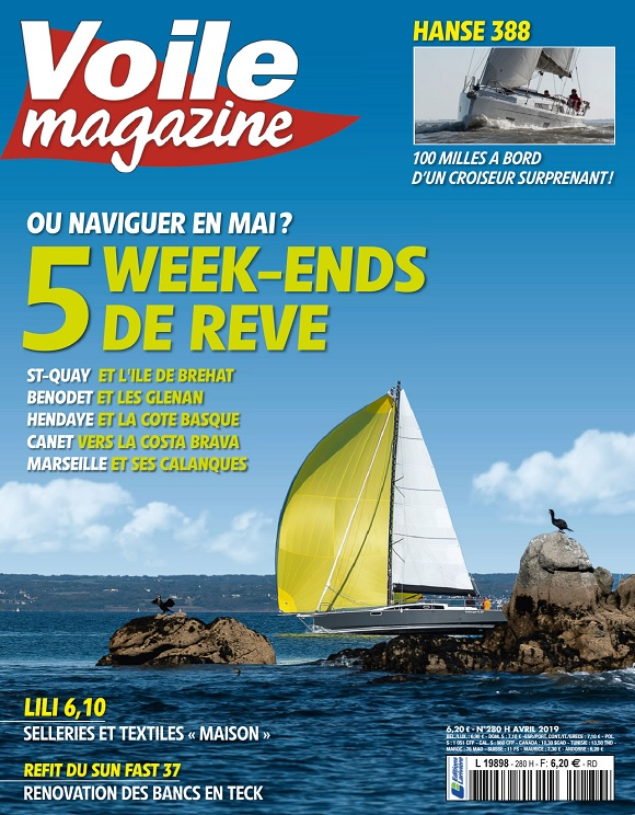 Voile Magazine N°280 – Avril 2019