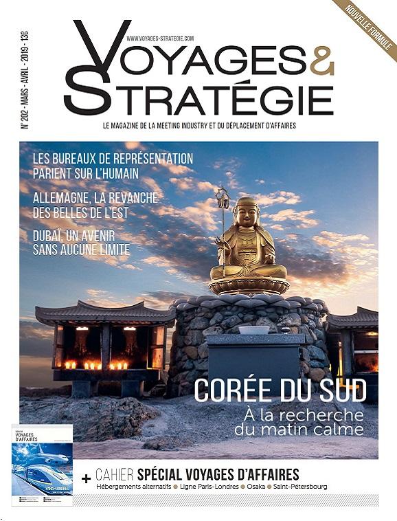 Voyages et Stratégie N°202 – Mars-Avril 2019