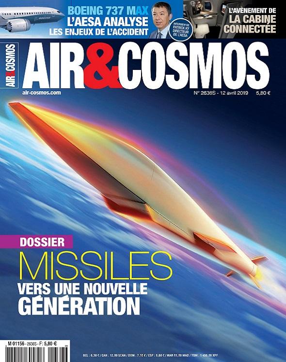 Air et Cosmos N°2636 Du 12 Avril 2019