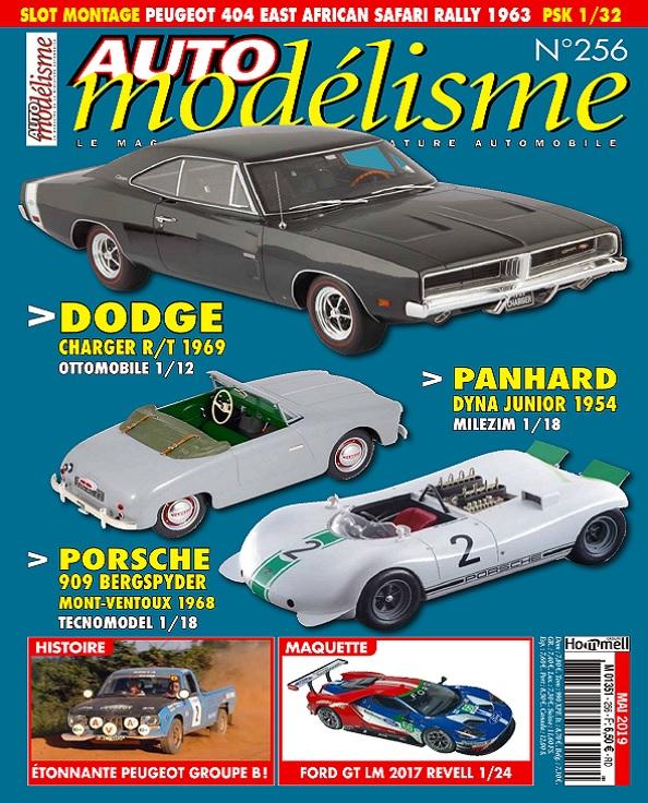 Auto Modélisme N°256 – Mai 2019
