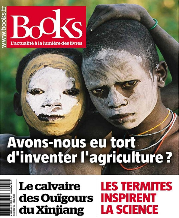 Books N°97 – Mai 2019