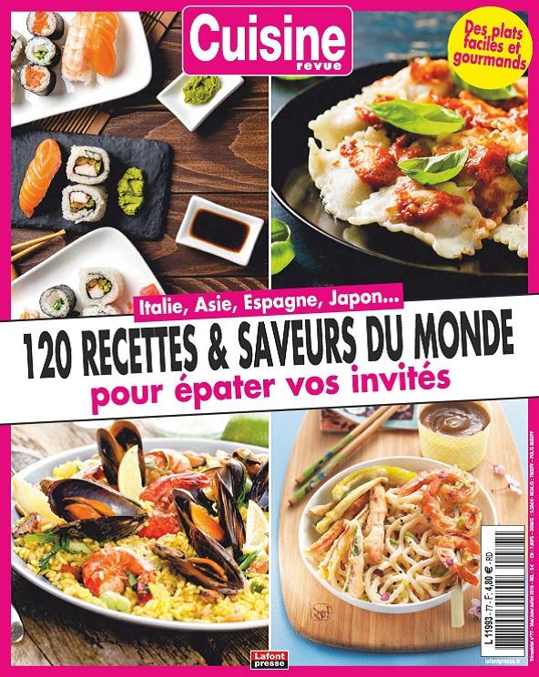 Cuisine Revue N°77 - Mai-Juillet 2019