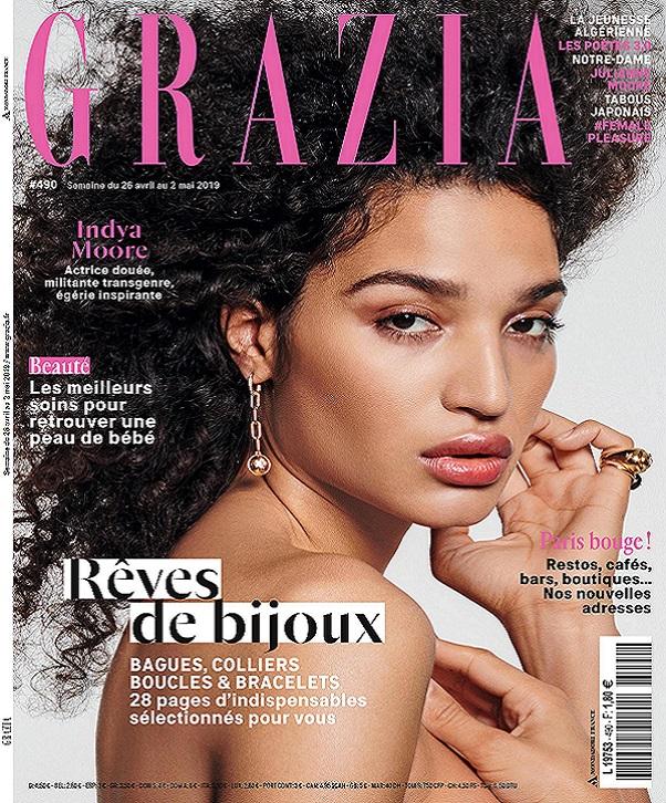 Grazia N°490 Du 26 Avril au 2 Mai 2019