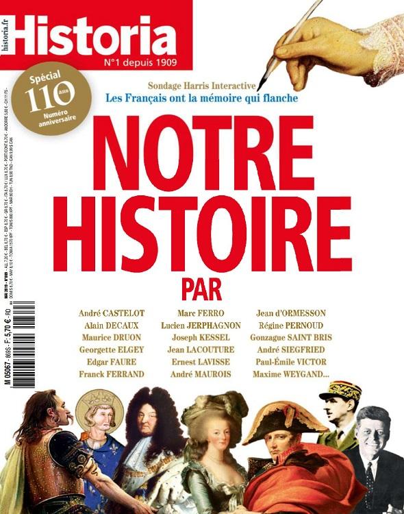 Historia N°869 – Mai 2019