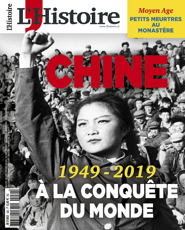 L'Histoire N°459 – Mai 2019