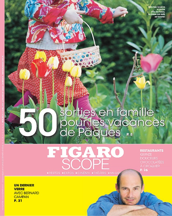 Le Figaroscope Du 17 Avril 2019
