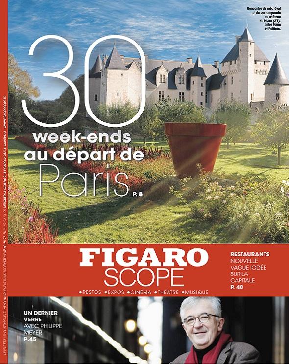 Le Figaroscope Du 3 Avril 2019