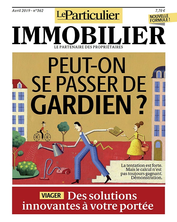 Le Particulier Immobilier N°362 – Avril 2019