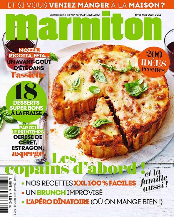 Marmiton N°47 - Mai-Juin 2019