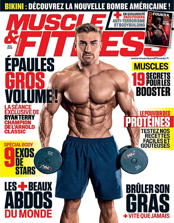 Muscle et Fitness N°377 – Mai 2019