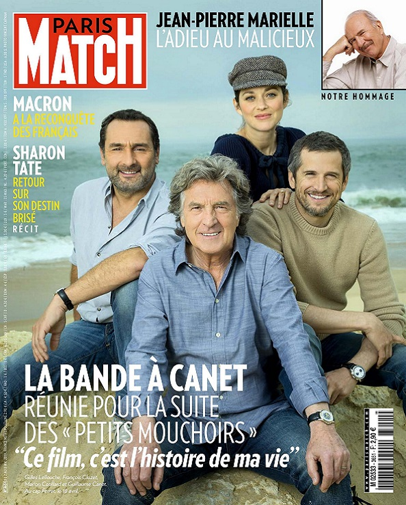 Paris Match N°3651 Du 2 au 8 Mai 2019