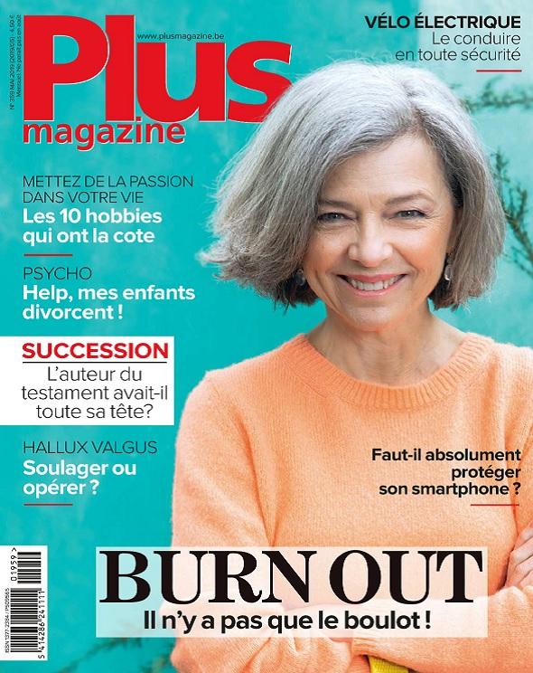 Plus Magazine N°359 - Mai 2019
