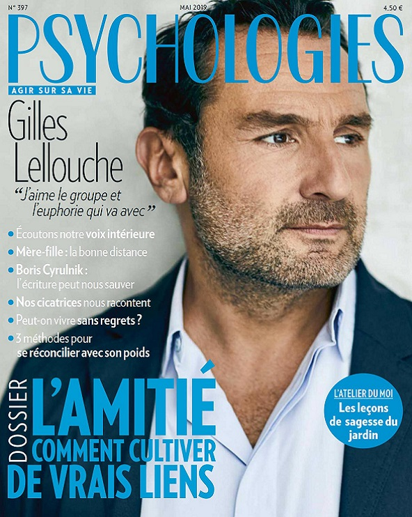 Psychologies Magazine N°397 - Mai 2019