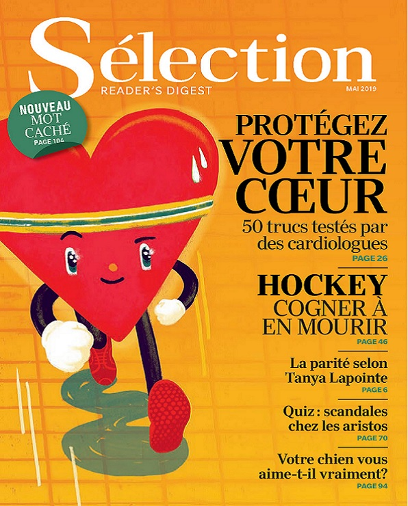 Sélection Reader's Digest N°848 – Mai 2019