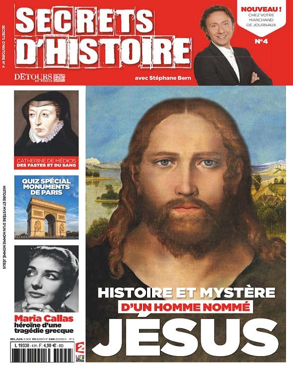 Secrets d'Histoire N°4 – Jesus
